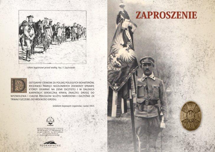 Legiony Polskie w Karpatach Wschodnich