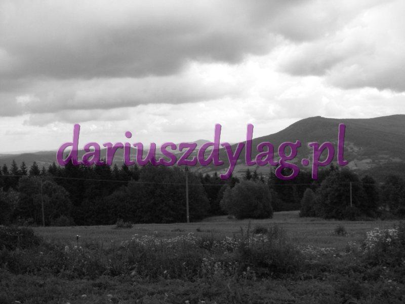 14 XI 1944 – ze Szczyrku na Grodzisko między Ostryszem a Kamiennikiem