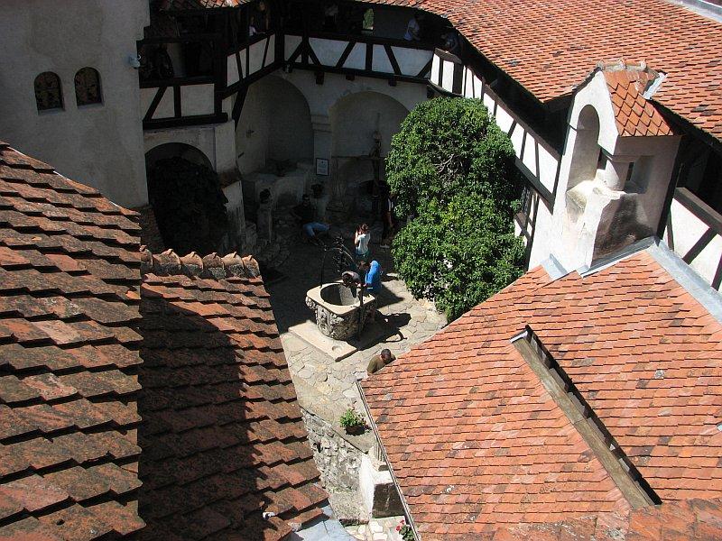 Zamek Bran. Fot. D. Dyląg