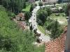 Widok z zamku w Branie. Fot. D. Dyląg