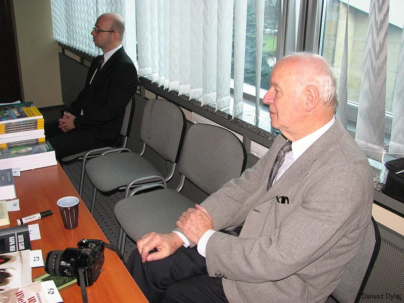 Bartosz Szczechowicz (blacha SKPG nr 823) i Zdzisław Jan Ryn (blacha SKPG nr 5)