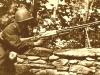 Stanowisko rkm w Krościenku, wrzesień 1939 r.