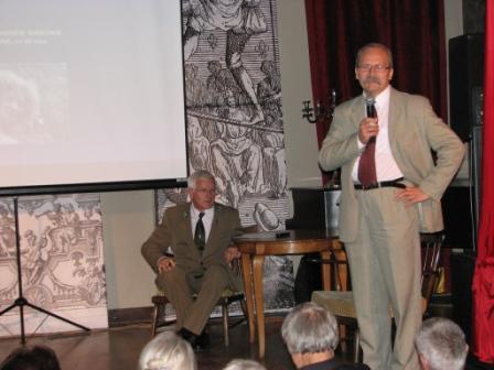 Dr inż. Paweł Skawiński i prof. Zbigniew Mirek