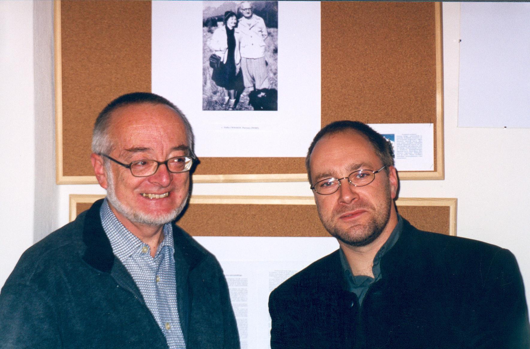 Wiesław A. Wójcik i Dariusz Dyląg