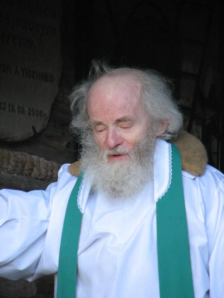 Ks. Kazimierz Krakowczyk. Fot. D.Dyląg