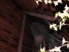 Kapliczka partyzancka we wnętrzu Kaplicy Papieskiej na Rusnakowej Polanie. Fot. D.Dyląg
