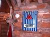 Wnętrze Kaplicy na Rusnakowej Polanie. Fot. D.Dyląg