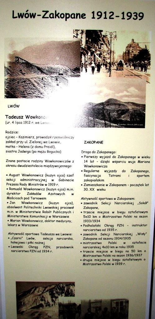 Lwów-Zakopane 1912-1939