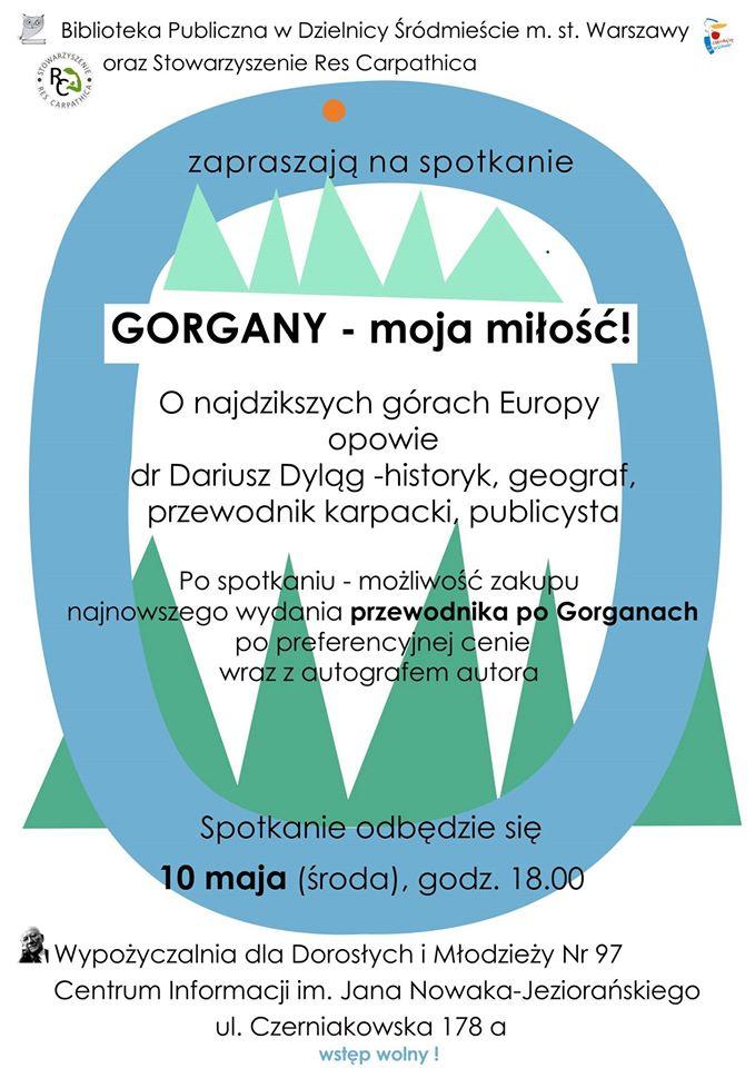 Gorgany – moja miłość!
